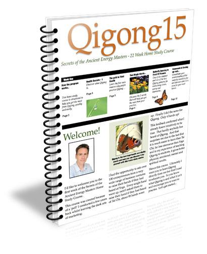 Qigong Secrets Week 1
