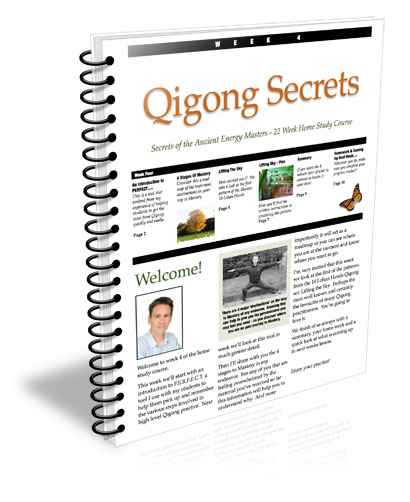 Qigong Secrets Week 4