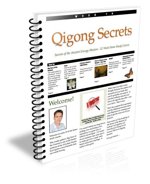 Qigong Secrets Week 10