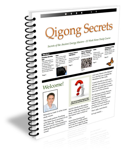 Qigong Secrets Week 11