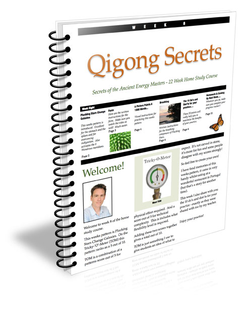 Qigong Secrets Week 8