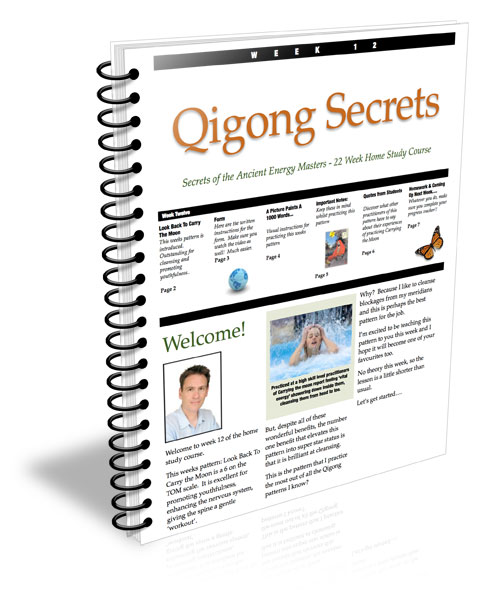 Qigong Secrets Week 12