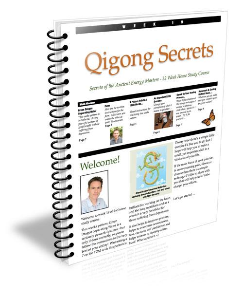 Qigong Secrets Week 19