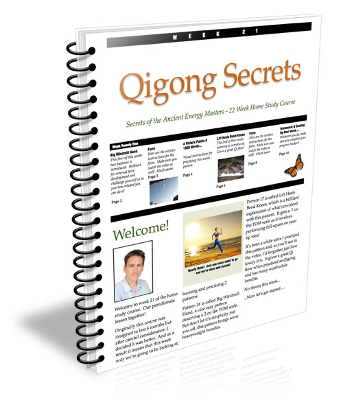 Qigong Secrets Week 21