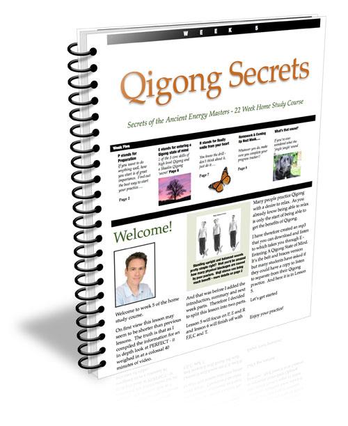 Qigong Secrets Week 5