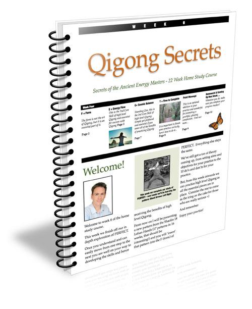 Qigong Secrets Week 6