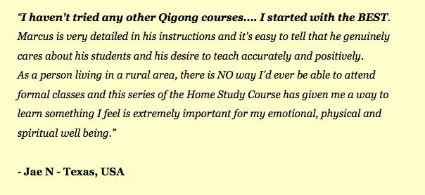 Qigong Testimonial 2